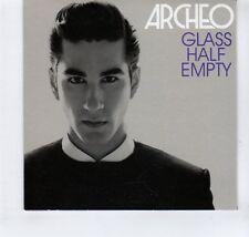 (GR365) Archeo, Glass Half Empty - 2012 DJ CD