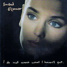 SINEAD O'CONNOR : I DO NOT WANT WHAT I HAVEN'T GOT / CD - TOP-ZUSTAND