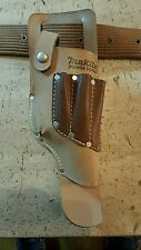 Makita Power Tools Leather Drill Holster with belt. NEW