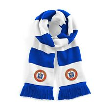 Retro Rangers Traditional Football Scarf Embroidered Logo