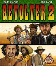 Stronghold Games: Revolver 2 - Last Stand at Malpaso Card Game (New)