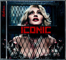 Madonna Iconic (Remixes) CD