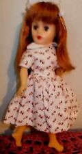 VINTAGE FASHSION DOLL COTY GIRL COLLECTIONS?1950,S 10 INCH