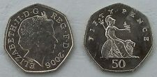 Großbritannien / Great Britain 50 Pence 2006 p991 unz.