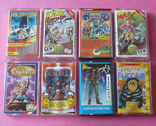 Commodore 64 C64-collection de jeux arcade Aventure