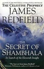 The Secret Of Shambhala by James Redfield NEW