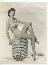1949 PHOTO CYD CHARISSE IN THE KISSING BANDIT REPRINT  8x10