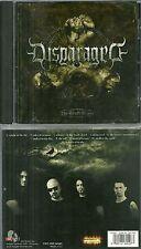 RARE / CD - DISPARAGED : THE WRATH OF GOD / HARD ROCK / METAL / LIKE NEW