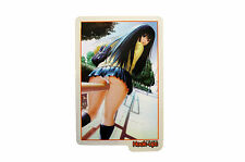 HOOK UPS RAIL SKATEBOARD STICKER SKATE RARE NEW GIRL ANIME 5 X 3 INCH