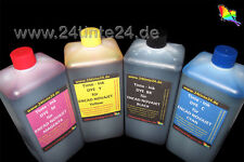 4x 250ml DYE Ink Tinte Encad Novajet GS 600 630 700 750 850 880 T200 water based