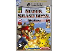 ## Super Smash Bros. Melee (Deutsch) Nintendo GameCube / GC Spiel - TOP ##