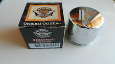 Genuine Harley-Davidson Chrome Oil filter XL 79-84 FLH 82- 84 63782-80