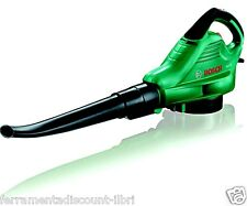 BLOWER VACUUM CLEANER FOR LEAVES GARDENING THE GARDEN ELECTRICAL BOSCH ALS 25