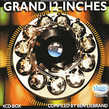 Grand 12-Inches by Ben Liebrand (CD, Sep-2005, Sony)