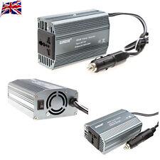 UK 400W Power Inverter Car DC 12V to 230V AC Inverter Adapter USB Charger