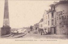 PONT-SAINTE-MAXENCE quai du mesnil-chatelain éd devaux