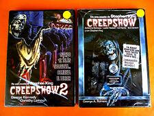 CREEPSHOW / CREEPSHOW 2 - Stephen King - English, español - Precintada
