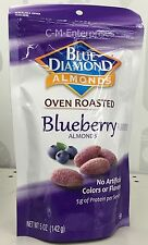 Blue Diamond Oven Roasted Blueberry Flavored Almonds 5 oz