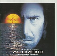 WATERWORLD - JAMES NEWTON HOWARD 1995 TOP RARE OOP OST