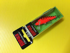 Rapala Countdown CD-5 OCW, Orange Tiger Color Lure, NIB.