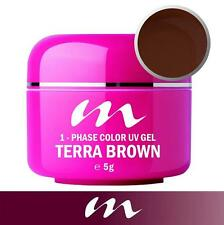 "m-Line  1-Phase UV-Gel Color  ""Terra Brown""  5g"