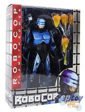NECA Robocop Vs The Terminator Robocop Flamethrower Action Figure