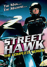 STREET HAWK - THE COMPLETE SERIES [5030697017093] NEW DVD