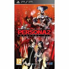 PSP-Shin Megami Tensei Persona 2 Innocent Sin /PSP  GAME NEW