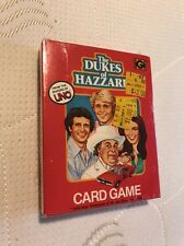 New NIP Vintage Uno The Dukes Of Hazzard Card Game IGI 1981