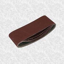 Confezione di 5 Cinture di levigatura per Cintura Sanders 75 x 475 mm-First Class Postage