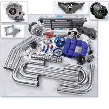T04E T3 T3/T4 Turbo Kit Manifold For Sentra SE-R SPEC-V Altima QR25 QR25DE 2.5
