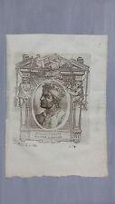 1771 Vite Vasari Ritratto Antonio di Pietro Averlino Averulino detto il Filarete