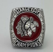 2013 Chicago Blackhawks Stanley Cup Championship ring TOEWS size 11
