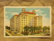 Vintage Postcard The Albert Pike Hotel, Little Rock, Ark.