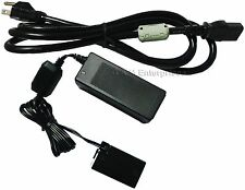 New Panasonic VSK0763 AC Adaptor + AC Cord Kit for AG-HPX255, HPX250 - US Seller