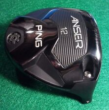 PING ANSER 12* MENS RIGHT-HANDED DRIVER HEAD ONLY!! VG/EXCELLENT!!!