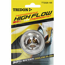 TRIDON HIGH FLOW Thermostat fit for HOLDEN VN VP VQ VR VS VT VX VY V6 3.8L