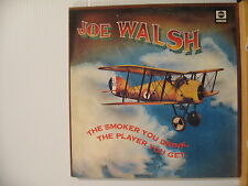 Joe Walsh - The Smoker You Drink The Player You Get -g/fold - Free UK Post