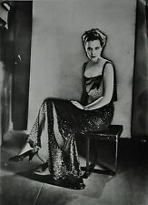 Man Ray Photo Heliogravure 30x40cm Fashion Photo Partial Solarization 1935 1936