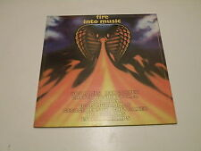 FIRE INTO MUSIC - LP GATEFOLD 1975 CTI RECORDS MADE IN ITALY - EX-/EX- JAZZ/FUNK