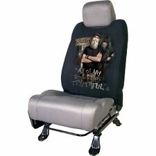 "Duck Dynasty Seat Sleeve (Seat Cover) ""All My Stories Are 95% Truthful""-Uncle Si"