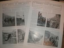 Article Russo-Japan war Port Arthur trenches 1904