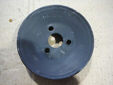 Ford engine smog pump 6 groove pulley F0EE-3A733-AA