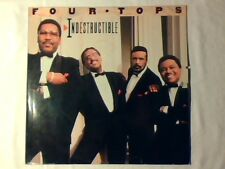FOUR TOPS Indestructible lp GERMANY JOE SATRIANI ARETHA FRANKLIN GENESIS KENNY G