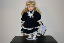 """Porcelain Doll """"The Samantha Doll Collection - Series 2000 by Samantha Medici"""