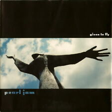 """PEARL JAM 'Given to Fly / Leatherman / Pilate 7"""" Yield no code eddie vedder LP"""