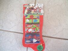 2001 Matchbox Secret Santa Cars mint in package NRFB