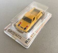VINTAGE 80s# YATMING MAC DUE CHEVROLET CHEVY PICK UP YELLOW   1:64# NIB RARE