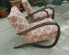 2stk. Art Deco Fauteuil - Halabala H269 - in sehr gutem Zustand