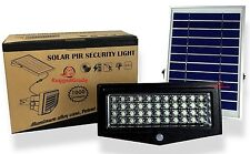 High Power 1000Lumen Solar Motion LED Flood Light –10 watts of High Power Light